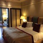 Mini suite #541 bedroom