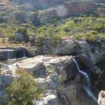 waterfall on Blouberg
