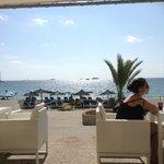 Chill out restaurant (sulla spiaggia)