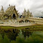 Wat Rong Khun Reflections