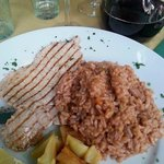 piatto unico - pranzo