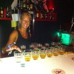Celebrate your birthday with a jäger train !