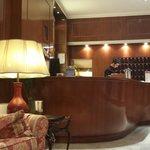 Hall dell'albergo Roma