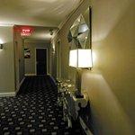 il corridoio del nostro piano, il decimo.