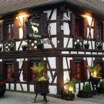 l'Agneau Roppenheim: hübsch von aussen wie von innen