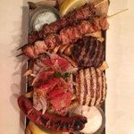 Mixed Grill for 2. Yummy!