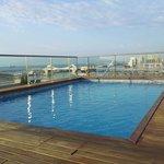 hotell pool på taket