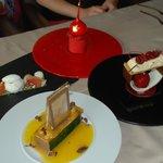 Quels desserts !!