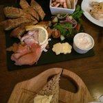 Seafood Platter Appetizer