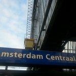 Gare d'arrivée...