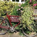 The pub bicycle