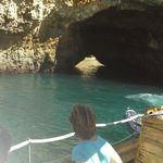 Entering into the caves with the Pirates