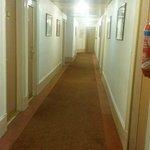 Очень узкий коридор