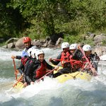 Rafting with Raul