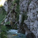 Rafting in the Canyon