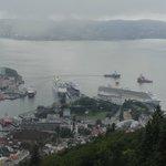 la baia di Bergen