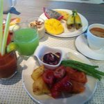 Завтрак N1