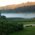 Le lac brumeu