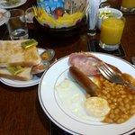 La colazione all'inglese
