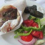 Greek Night in Main Restaurant