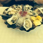 Gorgeous oysters