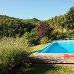 la piscine du chateau