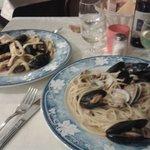 Scialatielli/Spaghetti ai frutti di mare