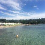 Photo de Tahiti Beach