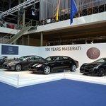 La Maserati del 2014