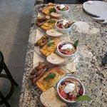 Guests enjoying Breakfast this morning .. good food, good conversation, meeting new people