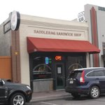 Photo of Saddlebag Sandwich Shop
