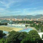 Stadium in Medellin