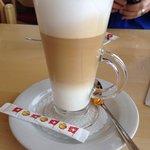 Cafe macchiato!