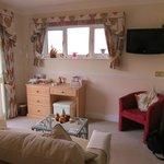 The Burley Room
