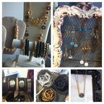 a small glimpse at our jewelry collection... you'll have to come see it all for yourself!