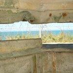 German Bunker View - Normandy