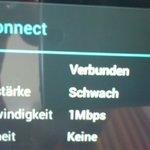 WLAN bzw. WiFi praktisch unbenutzbar