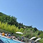 Castel Luberon pool