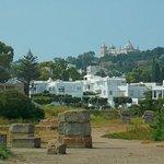 Punic Ports & Museum: Tunisia: sfondo con ville