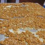 Buttery Peanut Britte - they also make Cashew Brittle!