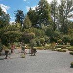 Jardin botanico al aire libre