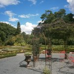 Jardin botanico aire libre