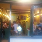 cozy small restaurant