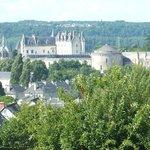 Chateau d'amboise (au téléobjectif)
