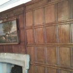 Wood panelling - Sheriff's Room