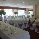 Wedding in the Brander Lodge Hotel