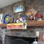 Mantel at Smellys