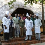 unforgettable staff of Selous Luxery Camp