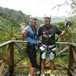 rain forest zip wire