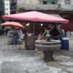 Vucciria - piazza Caracciolo